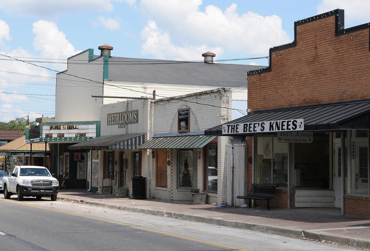 Denham Springs Antique Village Shop Owners Optimistic