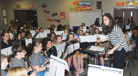 2015-2016 All-Parish Middle School Honor Band | Lifestyle and ...