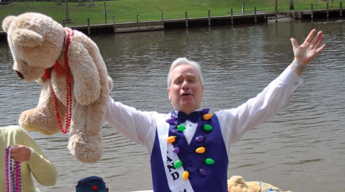 Boat Parade Grand Marshal