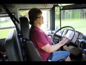 Driving Away ...