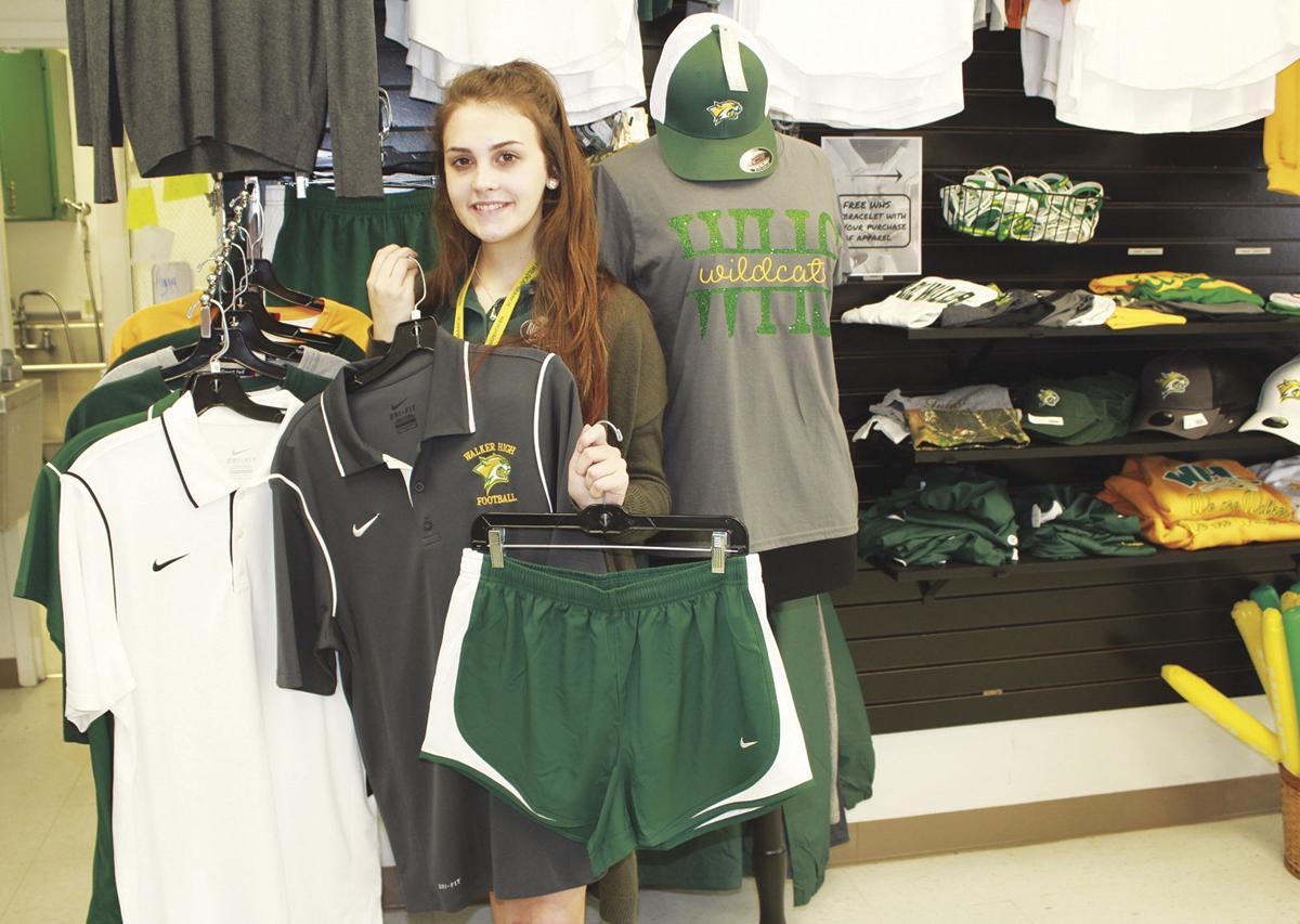 WHS Nike shop