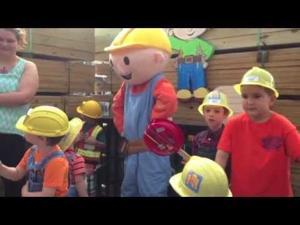 Bob the Builder at Stine's