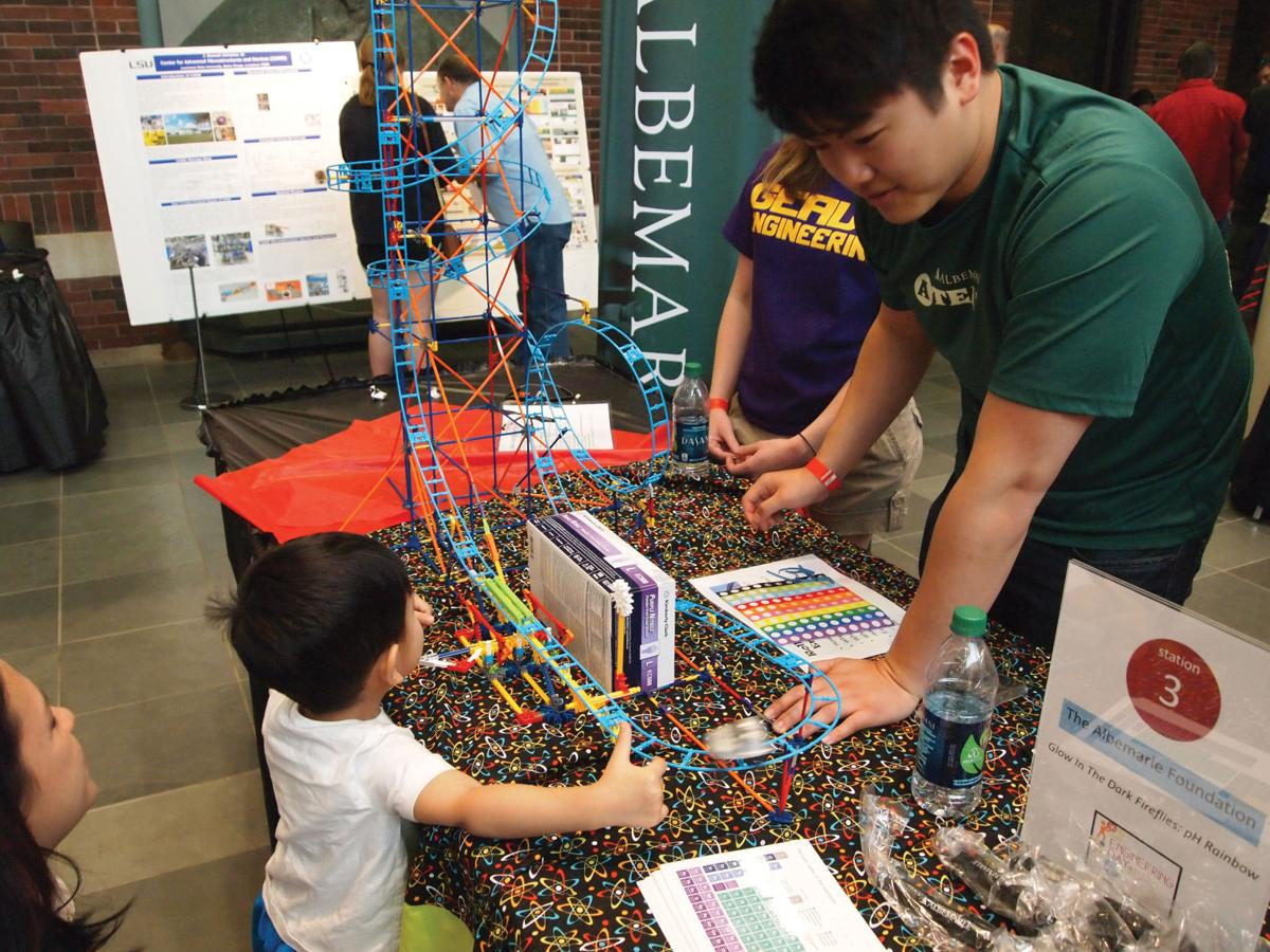 Louisiana Art & Science Museum to hold fourth annual Engineering Day