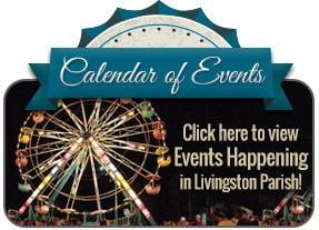 Visitor's Bureau calendar