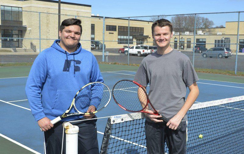 tonawanda senior singles It's the becoming the same story for the grand island boys tennis team each year the vikings are regularly stocked with steady athletes from top to bottom.