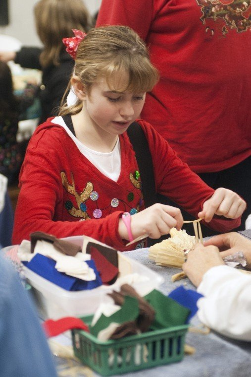 Annual Festival of Trees brings out the child in visitors