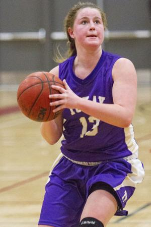 Girls basketball: Tokay Tigers' Kylie Henne moves up in all-league honors