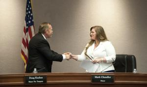 Kuehne sworn in as Lodi mayor
