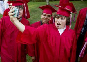 Lodi High School graduates celebrate friendships