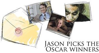 Jason picks the Oscar winners 