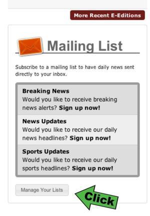 1 Mailing List