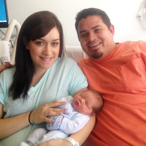 Lodi Memorial Hospital greets 100th baby of April