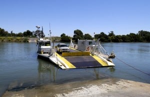 Caltrans runs 2 ferries in California, 24 hours a day, seven days a week