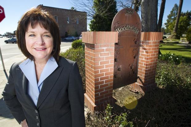 Woodbridge Municipal Advisory Council Chairwoman Lita Wallach juggles work, community service and family