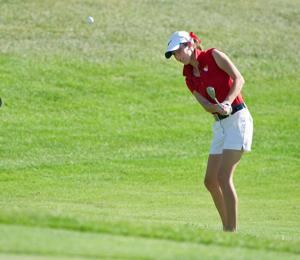 No date at state, but Flames girls golf team places 8th in Northern California