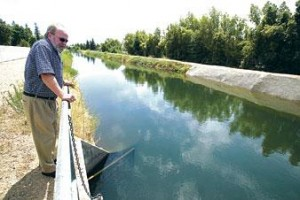Local public works battle storm drain pollution