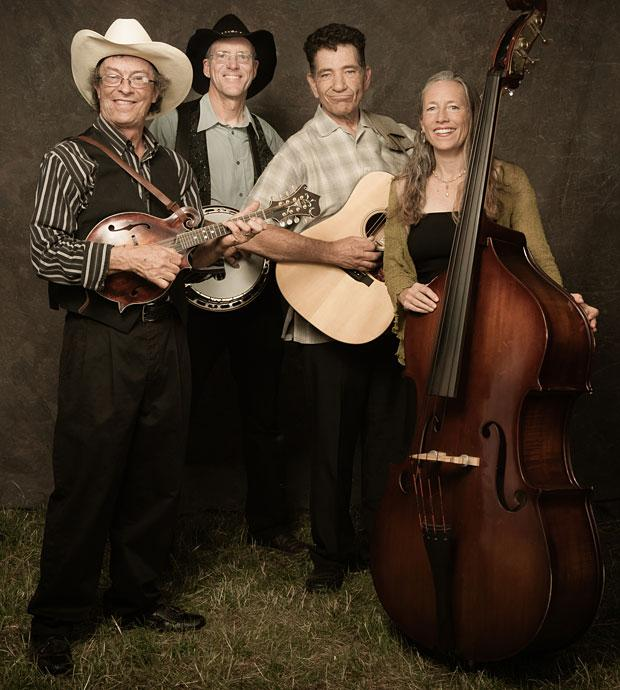 Bluegrass is taking over the lake at Lodi's new music festival