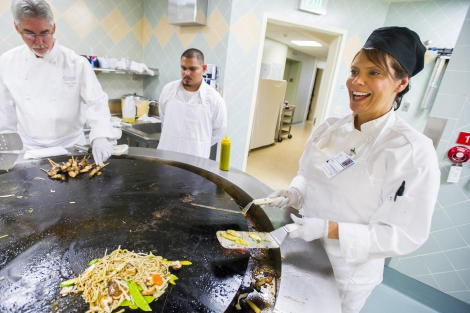 Lodi Memorial Hospital opens cafe
