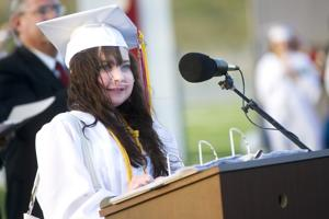 With help from family and friends, Emma Greene is Lodi High School's valedictorian
