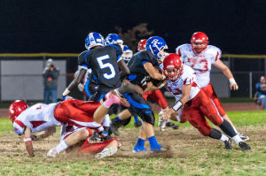 Football: Flames fizzle in the second half