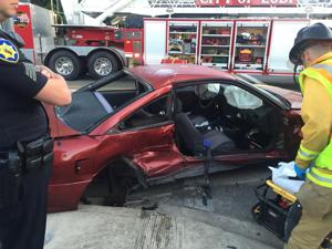 Two Injured In Lodi Collision News