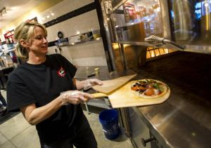 Business booming at Smack Pie Pizza