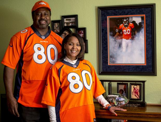 Julius Thomas' family, friends enjoy his incredible journey to the NFL
