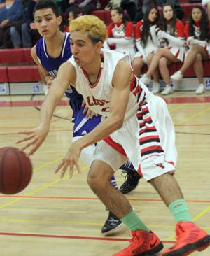 Boys basketball: Flames survive Bruins' comeback