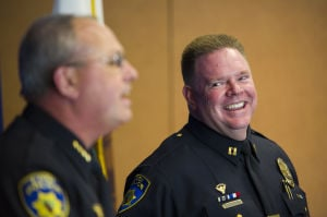Lodi Police Department Capt. J.P. Badel retires after 29 years