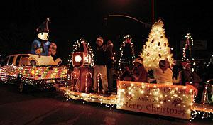 Parade will illuminate Lodi streets — rain or shine