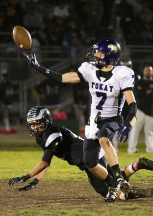 Playoff pulse: Tokay Tigers stun McNair Eagles and revive football season