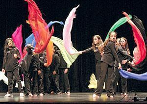 Lodi Unified students show off artistic talents at annual festival