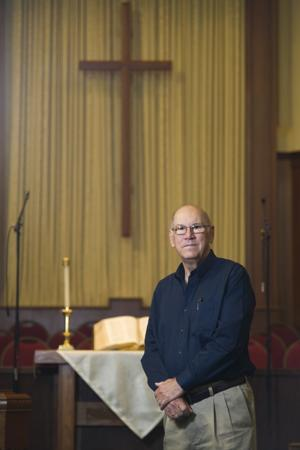 First United Methodist Church pastor Alan Kimber to give final sermon Sunday