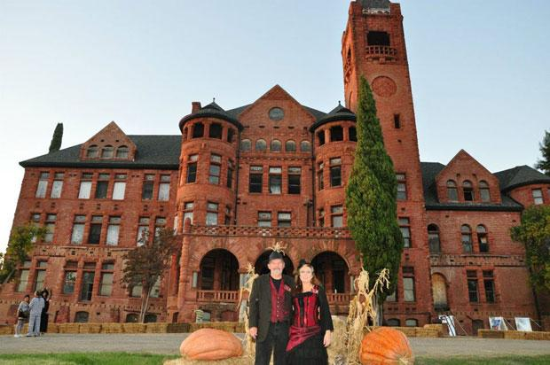 Visit Preston Castle for a  fun, bone-chilling Halloween adventure