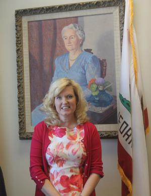 State Sen. Cathleen Galgiani says she's more conservative than most Democrats