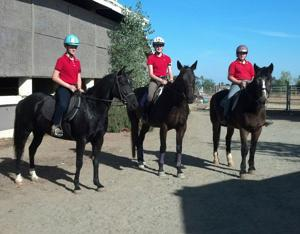 Liberty Oaks Pony Club welcomes three new members