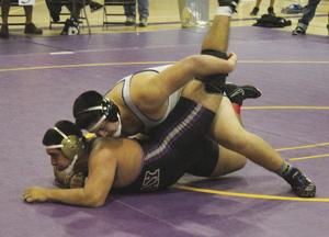 Wrestling: New tradition leads to Tigers' success in Rod Gaines Tournament