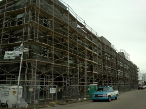 Galt senior housing project