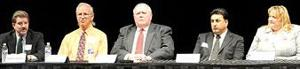 Lodi council candidates debate finances, Wal-Mart Supercenter, greenbelt at forum