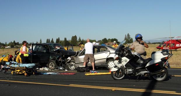 Lodi teenager dies in crash on Highway 88