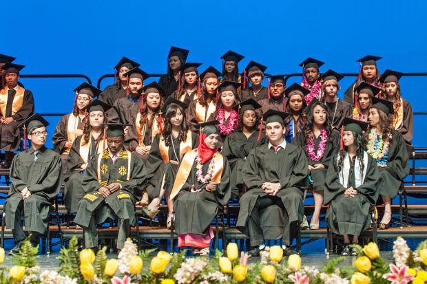 Middle College High School Class of 2013