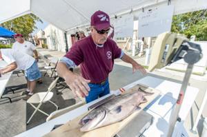 Rio Vista Bass Derby a classic fishing festival
