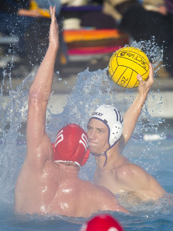 Tokay Tigers stifle Lodi Flames in boys water polo playoffs