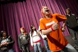 Teen jokesters bring out laughs in Lodi