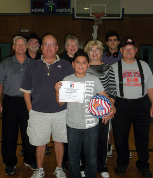 Lodi Elks Lodge holds annual hoopshoot contest