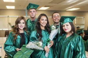 Estrellita Continuation High School graduates' stars shining bright