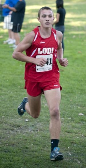 Lodi girls go 1-2-3 to complete championship sweep; boys second