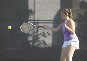 High school tennis: Flames stay undefeated in TCAL, take down Tokay
