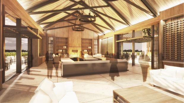 Acampo to have wine, hospitality center