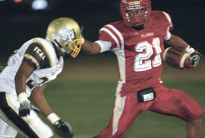 Lodi running back Jordan Perkins verbally commits to Stanford